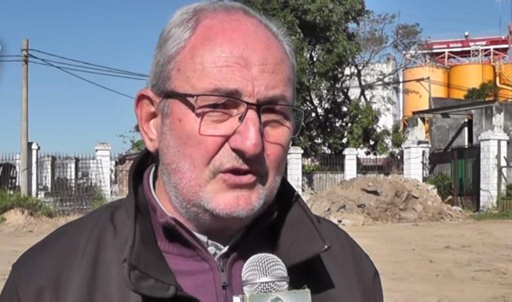 """Mansur sobre la intevención del Puerto: """"es un atropello de la ..."""