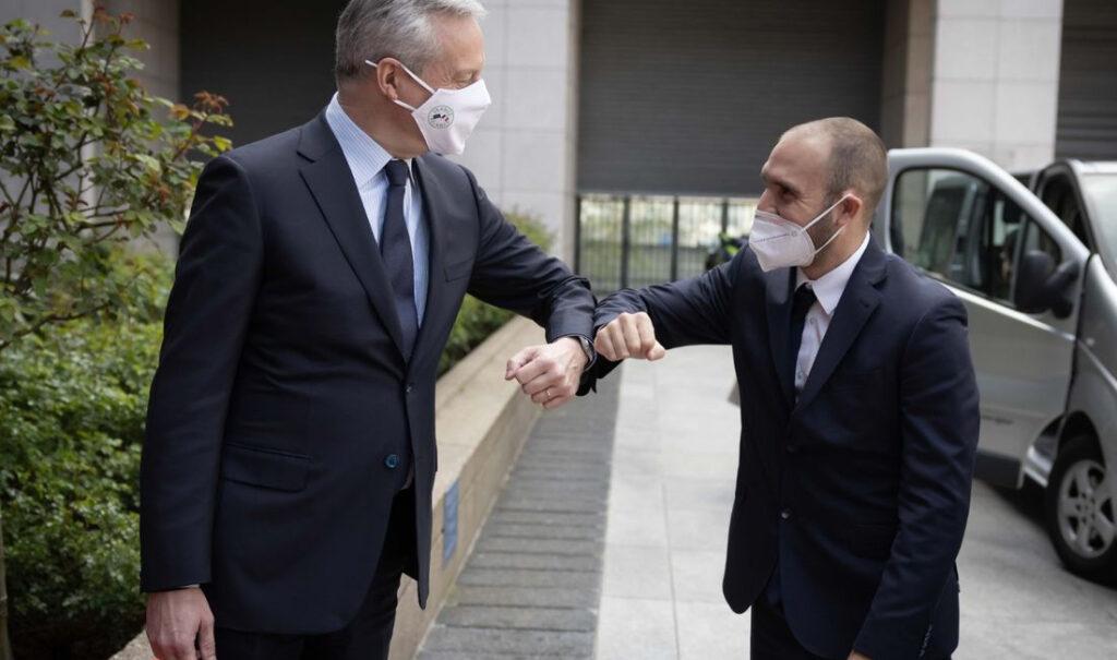 Guzmán cerró en Moscú su gira por Europa para renegociar la deuda