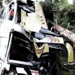 Misiones: un muerto y quince heridos tras el choque de un colectivo con un pinar